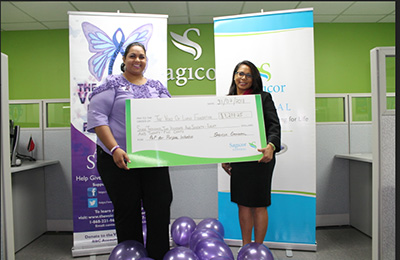 SGI Sponsors Lups Foundation in Trinidad