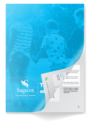 Read the Sagicor Story