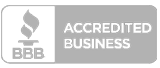 Better Business Bureau Logo -  A+ Accredited Business